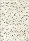 Decoweb Tapis Motif Berbère - Khumbu (200 x 290 cm)