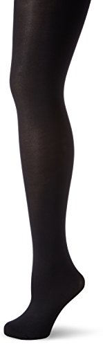 Ulla Popken Mikrofaser Strumpfhose Collants, 60, Noir (Schwarz 10), XXXX-Large (Taille...