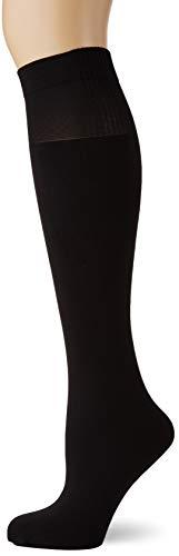 Dim, Mi-Bas Perfect Contention 80D, Femme, Noir (Noir 0hz), Medium (Taille fabricant : 39/41)