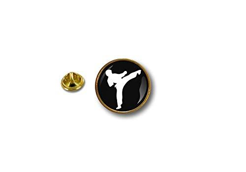 Akacha pins pin Badge pin's Metal Biker Motard Karate Kimono garçon