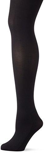 Dim Style Opaque Velouté Spécial Sneakers, Collants Femme, 50 Den Noir (Noir), Large (Taille...