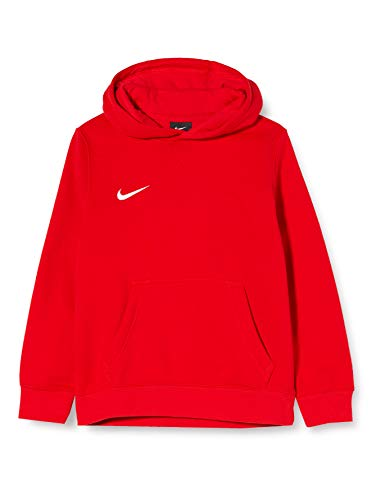 Nike Team Club 19 Hoodie Mixte Enfant, Rouge (University Red/White 657), FR : XL (Taille Fabricant : XL)