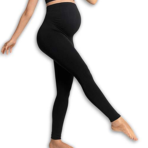 Carriwell Femmes Soutien Leggings De Grossesse, Pantalons De Maternité Confortables avec...