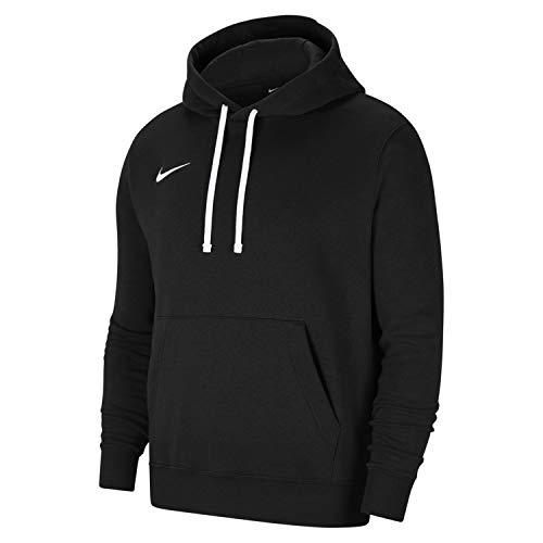 Nike Sweat à Capuche de Football en Molleton pour Homme, Taille S, Noir/Blanc/Blanc prix et achat