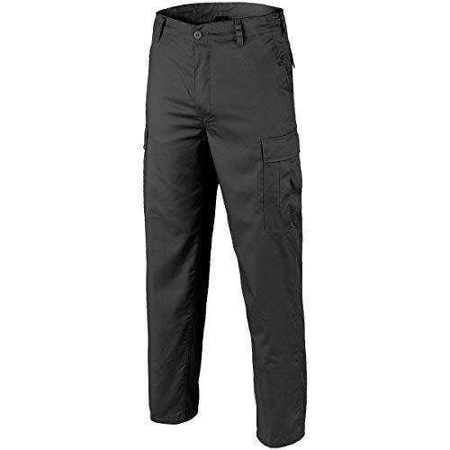 Brandit Rangerhose, Pantalon Cargo, Pantalons de Travail, Securityhose - Noir, XXXXXX-Large