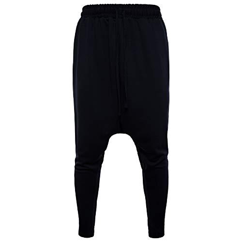 Elonglin Homme Sport De Jogging De Sport Pantalons Jogging Pantalon Chino Sarouel Cordon de...