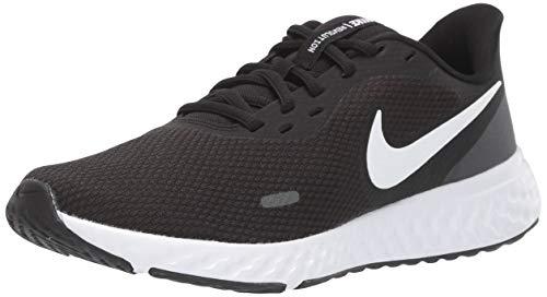 Nike Revolution 5, Chaussures de Running Compétition Femme, Noir (Black/White-Anthracite 002),...