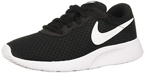 Nike Tanjun, Baskets Femme, Black/White, 38 EU prix et achat