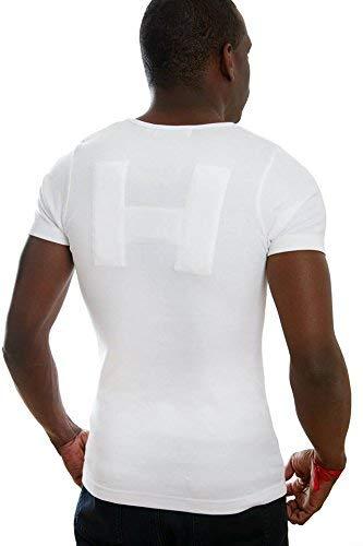 T-DROIT, T-shirt correcteur de posture pour Hommes et Femmes - Prévention contre le mal de dos...