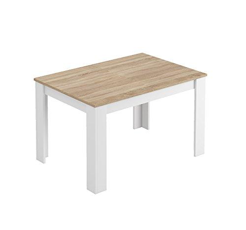 Habitdesign 0F4586ATable de salle à manger extensible de...