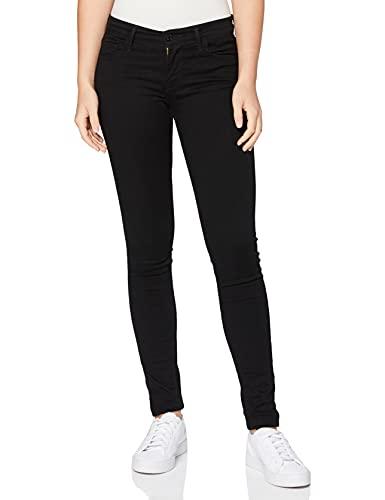 Levi's Innovation Super Skinny Jean, Black Galaxy, 26W / 30L Femme