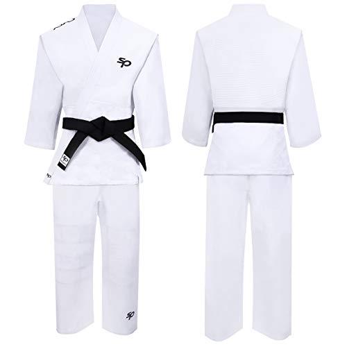 Starpro Kit Uniforme de Costume de Judo - Bon pour Le Karaté GI Professionnel IJF MMA Arts...