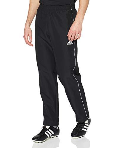 adidas Core 18 Pantalon de randonnée Homme, Noir/Blanc, 2XL