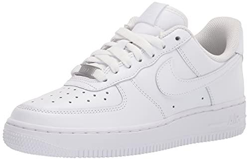 Nike WMNS Air Force 1 '07, Chaussure de Basketball Femme, Blanc, 38 EU prix et achat