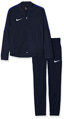 Nike - Academy 16 - Survêtement - Mixte Enfant - Bleu (Obsidian/Obsidian/Deep Royal Blue/White), S (8-9 ans) prix et achat