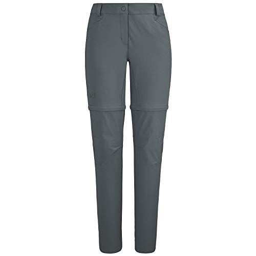 Millet - Trekker Stretch Zip Off Pant II W - Pantalon Convertible Short Femme - Respirant -...