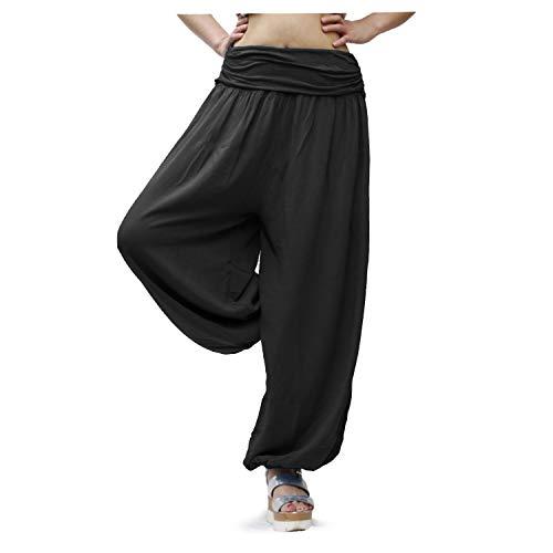 Glamexx24 Pantalons décontractés XXL Sarouel légers pour Femmes Pantalons décontractés Pantalons d'été avec Beaucoup de Motifs prix et achat