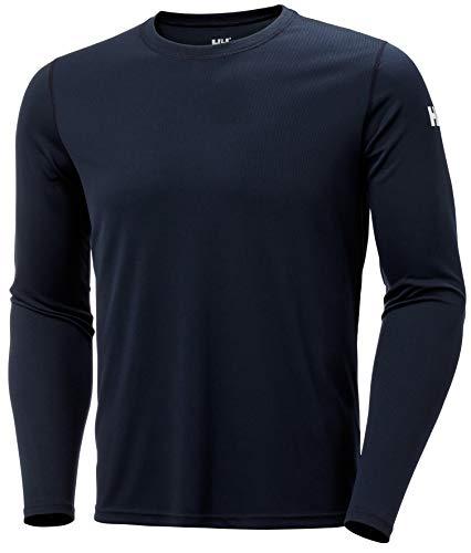 Helly Hansen HH Tech Crew T-Shirt Technique Homme, Bleu (Navy), XL