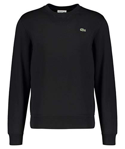 Lacoste Sport Sweatshirt, Homme, SH1505, Noir/Noir, XX-Large 60-62