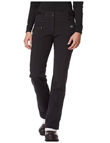 Ultrasport Advanced Tilda Pantalon de Ski Femme, Noir, Small
