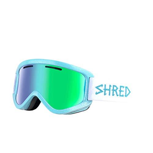 Shred Femme wonderfy Hey Pretty Girl CBL/Plasma Neige Lunettes de Ski, Snowboard, Blue, One Size prix et achat