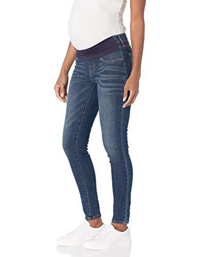 Signature by Levi Strauss & Co Gold Label Jean de maternité pour femme -  Bleu -  Taille M prix et achat