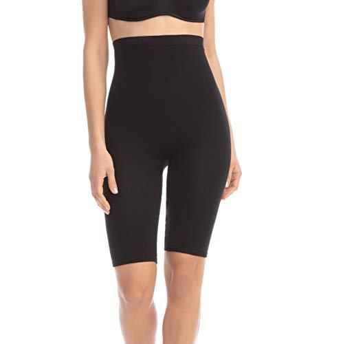 Farmacell 113 (Noir, M/L) Panty Massant Anti-Cellulite Taille Haute pour Femme