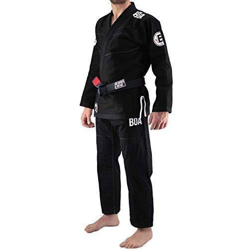 Bõa Kimono de JJB Armor De Competição 3.0 - Noir - Noir, A3
