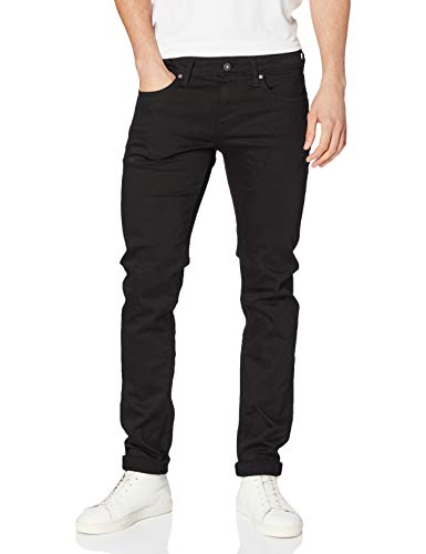 Pepe Jeans Hatch PM200823 Sweat-Shirt, Noir (Denim 11Oz Stay Black), 32W/34L Homme prix et achat