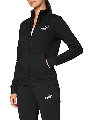 Puma ESS Track Jacket FL Sweat-Shirts Femme, Noir (Cotton Black), FR : M (Taille Fabricant : M) prix et achat