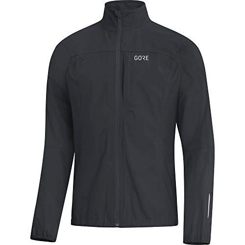 GORE Wear R3 Homme Veste GORE-TEX, S, Noir
