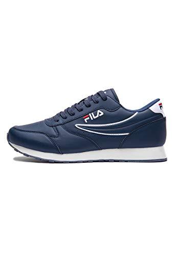 FILA Orbit men Sneaker Homme, bleu (Dress Blue), 43 EU