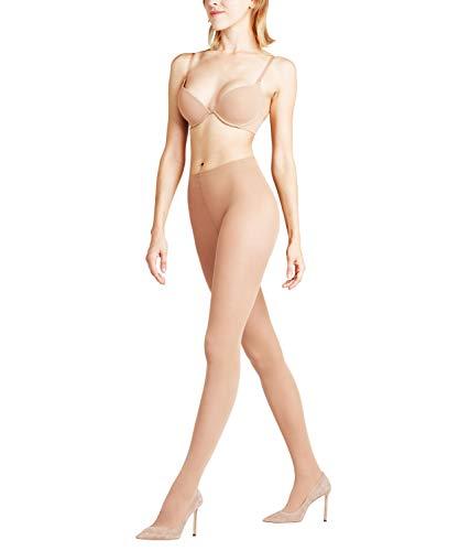 FALKE Matt Deluxe 30 DEN W TI Collants, Beige (Powder 4069), XL (FR 50-52) Femme