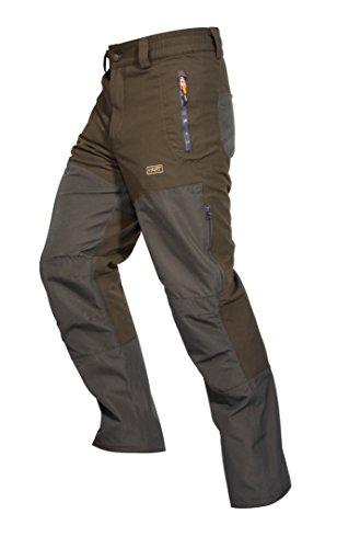 Hart Armotion-t Evo Pantalon de Chasse pour Homme, Homme, Pantalon de Chasse, XHAT48, Vert, 48