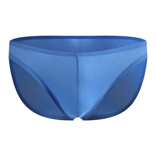 Hunpta@ Slip Homme Uni en Coton Premium Ultra Doux et Confortable,4 Pieces/Cotton Men's Breathable Boxer Briefs Sturdy Underwear Comfortable L-3XL prix et achat