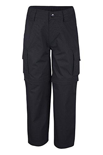 Mountain Warehouse Pantalon Convertible pour Enfants Active - Pantalon léger, séchage Rapide,...