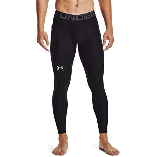 Under Armour UA HG Armour Leggings, Legging de sport long, Pantalon de sport pour homme Homme,...