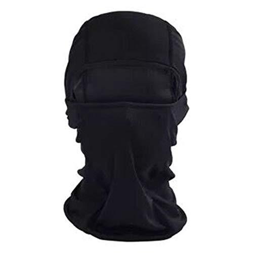 Yongbest Visage Balaclava,Masque de Camouflage Tactique Masque Balaclava Cagoule pour Hommes,Femmes,Sports,Plein air,Chasse,Cyclisme,Motocyclisme,Ski