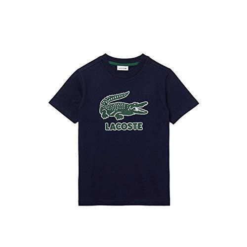 Lacoste T-shirt, Enfant, TJ1965, Marine, 12 ans prix et achat