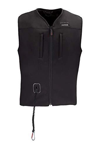Bering Gilet Airbag C-PROTECT AIR, Noir, Taille XL/XXL/XXXL ABC010M02