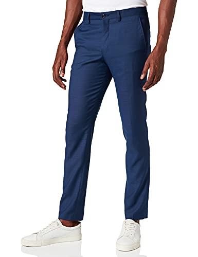 Jack & Jones Jprsolaris Trouser Noos Pantalon De Costume, Bleu (Medieval Blue Medieval Blue), W30 (Taille Fabricant: 44) Homme