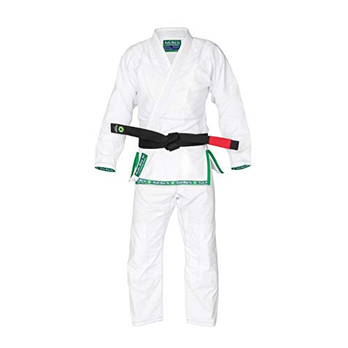 Role Bonito Kimono de JJB Ultra-Légere Blanc (BJJ Gi) (A2)