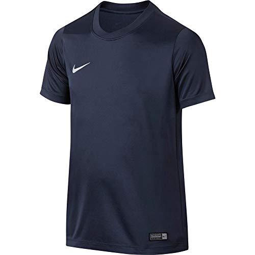 Nike - Park VI - Maillot - Mixte Enfant - Bleu(Bleu (Midnight Navy/White))XS