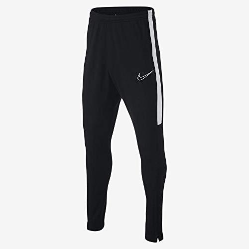 Nike B NK Dry ACDMY Pant KPZ Pantalon de sport Garçon, Noir (Black/White/(White)), FR : S (Taille Fabricant : S)