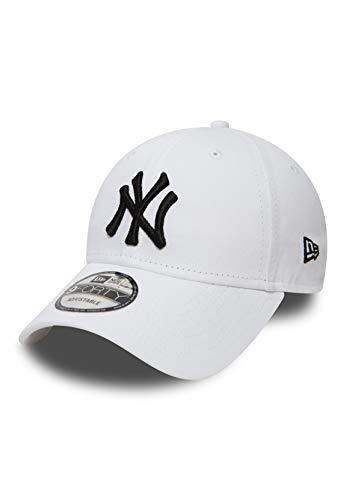 New Era New York Yankees 9forty Adjustable White/Black - One-Size