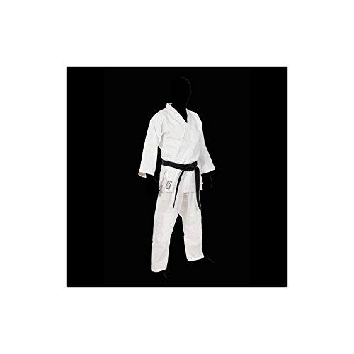 METAL BOXE - Kimono Aikido Blanc 480g DOJO MASTER