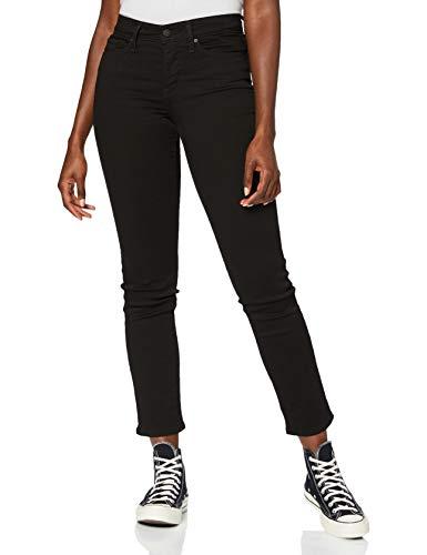 Levi's 312 Shaping Slim Jeans, Soft Black, 26W / 30L Femme prix et achat