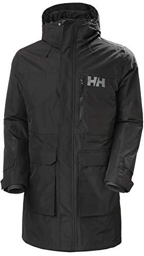 Helly Hansen Rigging Coat Manteau Homme, Black, 2XL