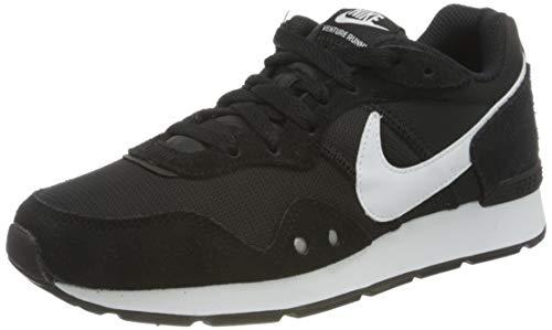 Nike Venture Runner, Basket Femme, Black/White-Black, 40 EU