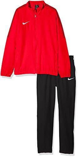 Nike Academy 18 TRACK Suit W Ensemble de Survêtement Enfant University Red/Black/Gym Red/White FR: M (Taille Fabricant: M) prix et achat
